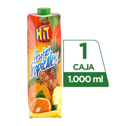 Hit Frutas Tropicales 1 L