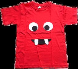 Arma tu camiseta de monstruo