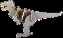 Arma y decora tu dinosaurios