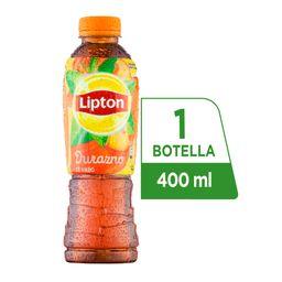 Te Lipton Negro Durazno 400 ml