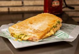 Sándwich de Jamón Ahumado