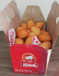 50 Mini Buñuelos