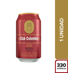 Club Colombia Roja 330 ml