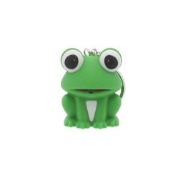 """Llaveros Led con sonido """"Frog"""""""