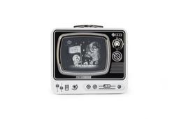 """Lonchera Lenticular """"TV Retro"""""""