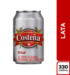 Costeña 330 ml