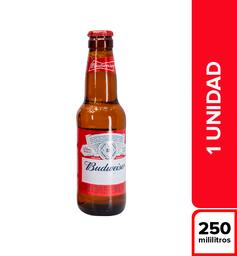 Budweiser 250 ml