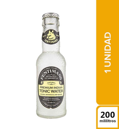 Agua Tonica Fentimans 200 ml