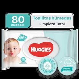 Toallitas Húmedas  Huggies One&Done x 80u
