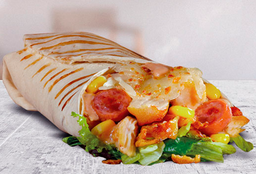 Wrap Pollo Ranchero