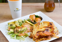 Almuerzo La Salteña Italiano