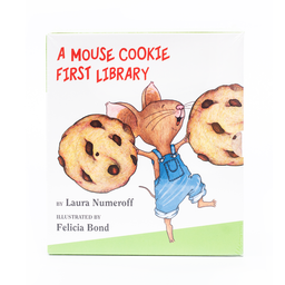 Mouse Cookie 1st. Library