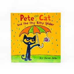 Pete the Cat and the Itsy Busy Spider