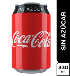 Coca-Cola Sin Azúcar 330 ml