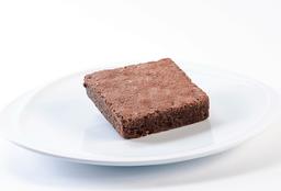 Brownie Cero Azúcar