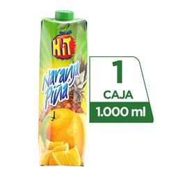 Jugo Hit Naranja Piña Caja