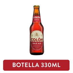 Cerveza Colón Pale Ale Roja 330ml