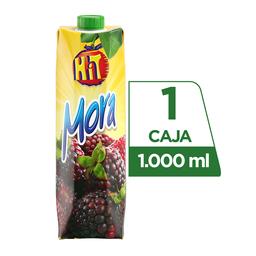 Jugo Hit Mora Caja