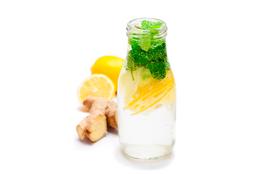 Soda Limón y Jengibre