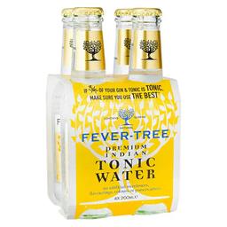 Tonic Water Fever-Tree Premium Indian 200 mL x 4
