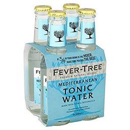 Tonic Water Fever-Tree Mediterranean 200 mL x 4