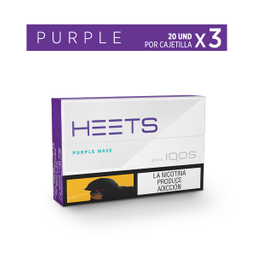 HEETS Purple Wave (Pack)