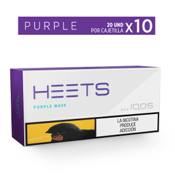 HEETS Purple Wave (Cartón)