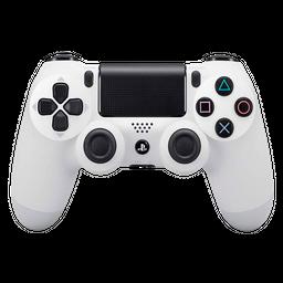Dualshock 4 Sony Glacier White