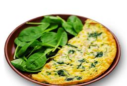 Omelette Claras de Huevo