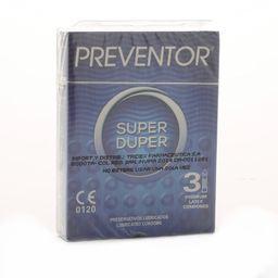 Preventor Super Dupper Preserv Tridex Cj X 3