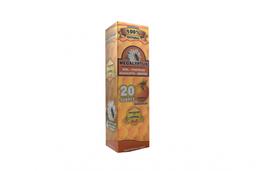 Megalyptus Dulce Duro Ment Naranja Sobres X 4 Caja X 20