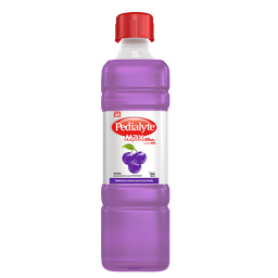 Pedialyte MAX 60 Con Zinc Uva 500ml