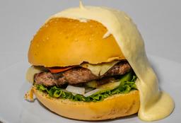Hamburguesa Babosa D' Carne