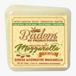 Queso de Almendras Tipo Mozzarella Tajado 500 g