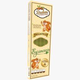 Pasta Tagliatelle a Base de Harina de Almendras y Espinaca 250 g