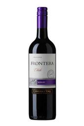 Vino  Merlot - Frontera - Botella 750 Ml