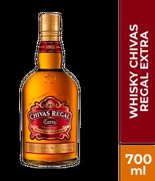 Whisky  - Chivas  Extra - Botella 700 Ml