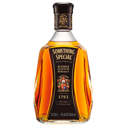 Whisky  - Something Special - Botella 750 Ml