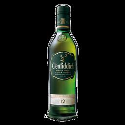 Whisky 12 Años - Glenfiddich - Botella 750 Ml