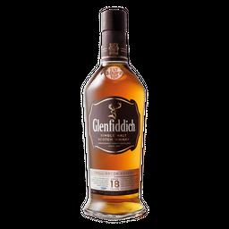 Whisky 18 Años - Glenfiddich - Botella 750 Ml