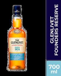 Whisky Founders Reserve - The Glenlivet - Botella 700 Ml