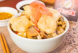 Camarones Curry