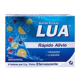 Sal de Frutas Lua Original 8 U