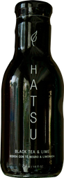 Té Hatsu Negro 400 ml
