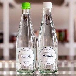 Agua Mineral De/Raiz Con Gas 475 ml