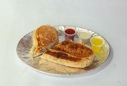 Sándwich Chuzitos Especial