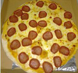 Pizza de Pepperoni Super Familiar