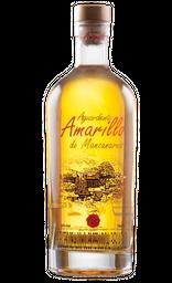Aguardiente - Amarillo De Manzanares - Botella 750 Ml