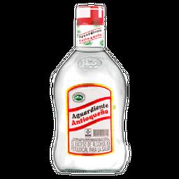 Aguardiente Rojo - Antioqueño- Botella 375 Ml