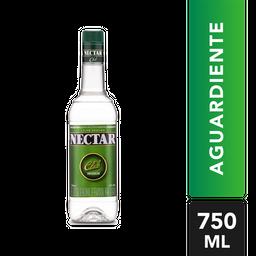 Aguardiente Sin Azúcar - Nectar Club Verde - Botella 750 Ml
